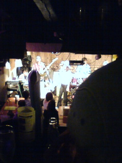 北川とみさんのライブを見に行きました。