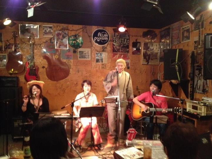 ライブ報告20120827