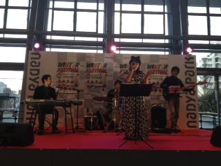 ステージ報告20121225
