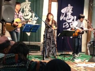 連休ライブ報告20130427〜29(前半)