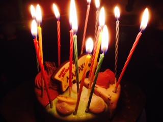 14回目の誕生日