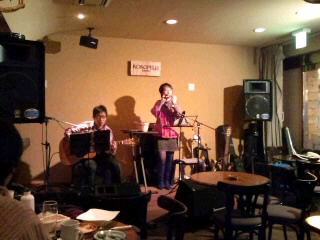ライブ報告20100321