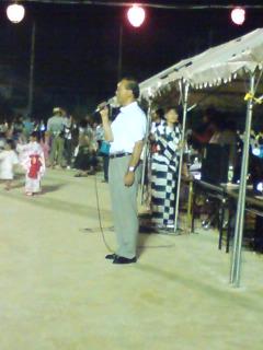 夏祭り報告20100801