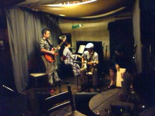 ライブ報告20100820