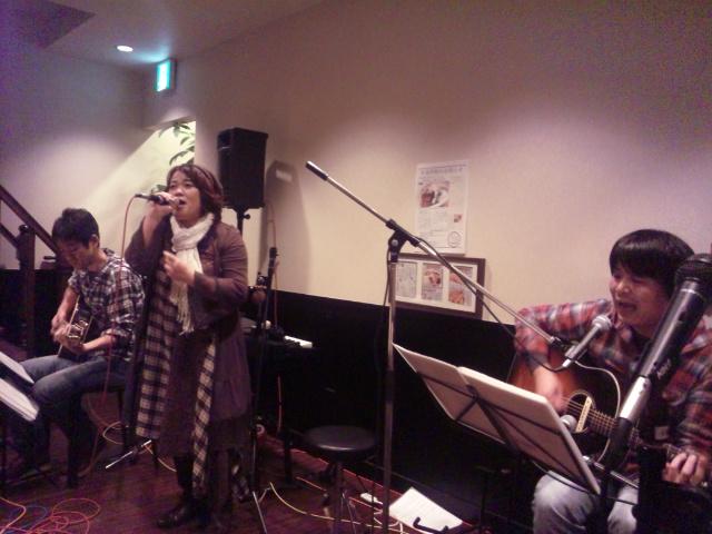 慰問&ライブ報告20101218