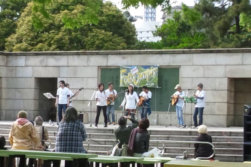 ライブ報告20110429