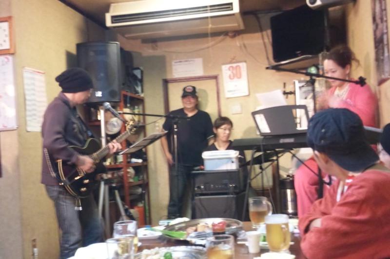 ライブ報告20111030