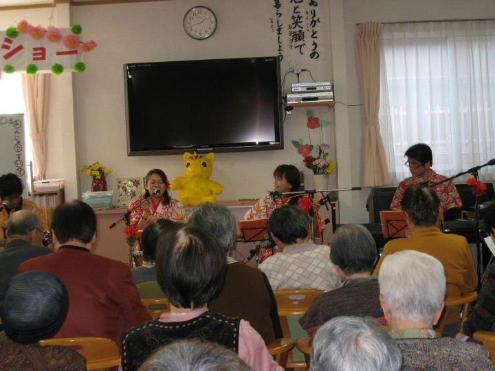 慰問報告20121125