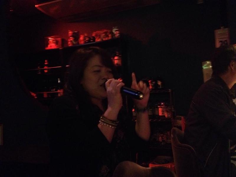 ステージ報告20140329&カラオケ