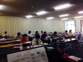 プレ講座&音楽葬&ライブ報告20140803
