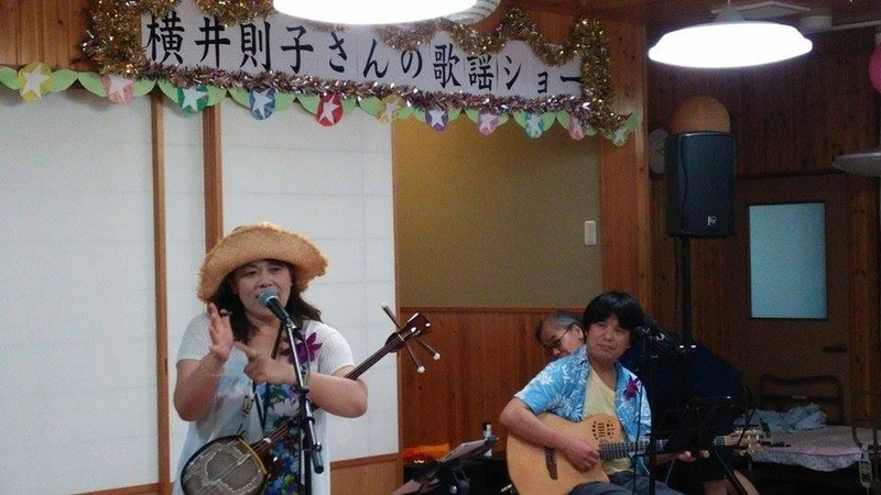 音楽葬&慰問報告20140804